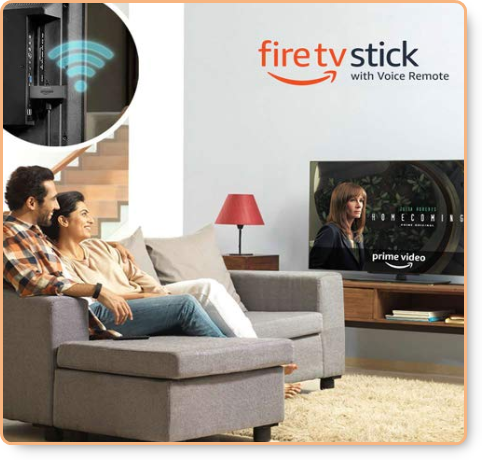 Amazon Fire Tv Stick kya hai? Use, Settings and Features