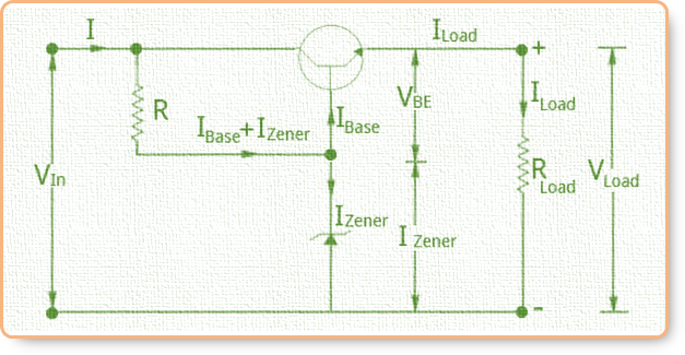 Transistor Voltage Regulator: